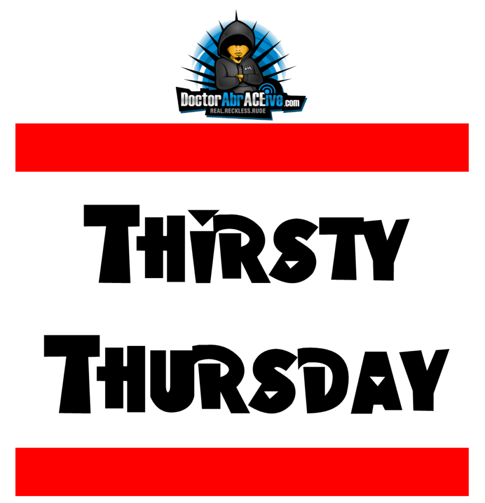 December 2020 (Thirsty Thursday 100)