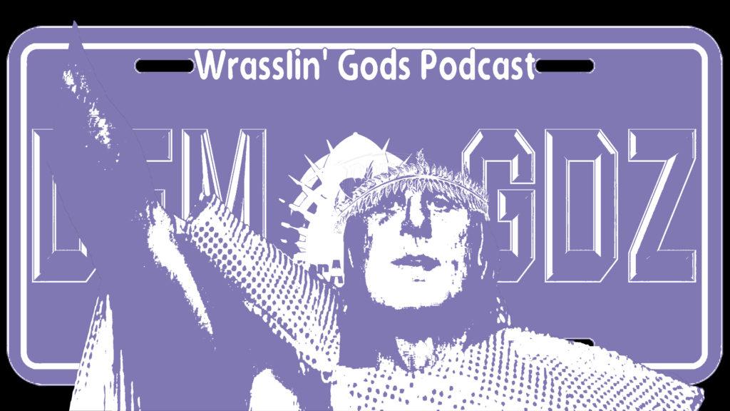 Wrasslin' Gods 90: God of the Ring
