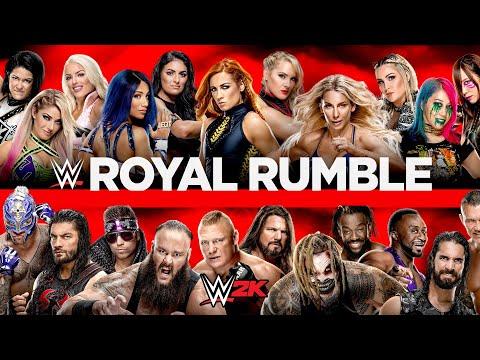 Royal Rumble (2020)