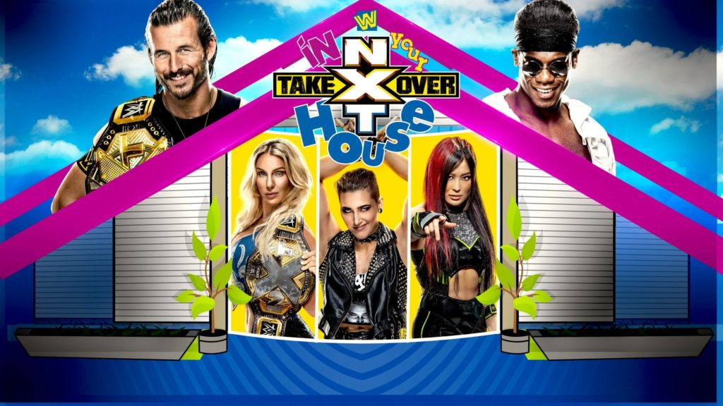 NXT Take Over: In Your House (2020)