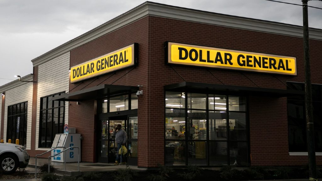 553: Dollar General Deal