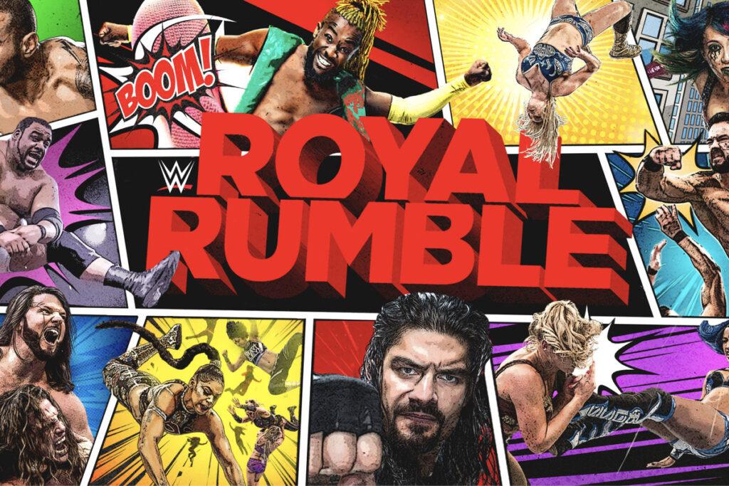Royal Rumble 21