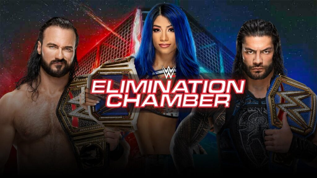 WWE Elimination Chamber (2021)